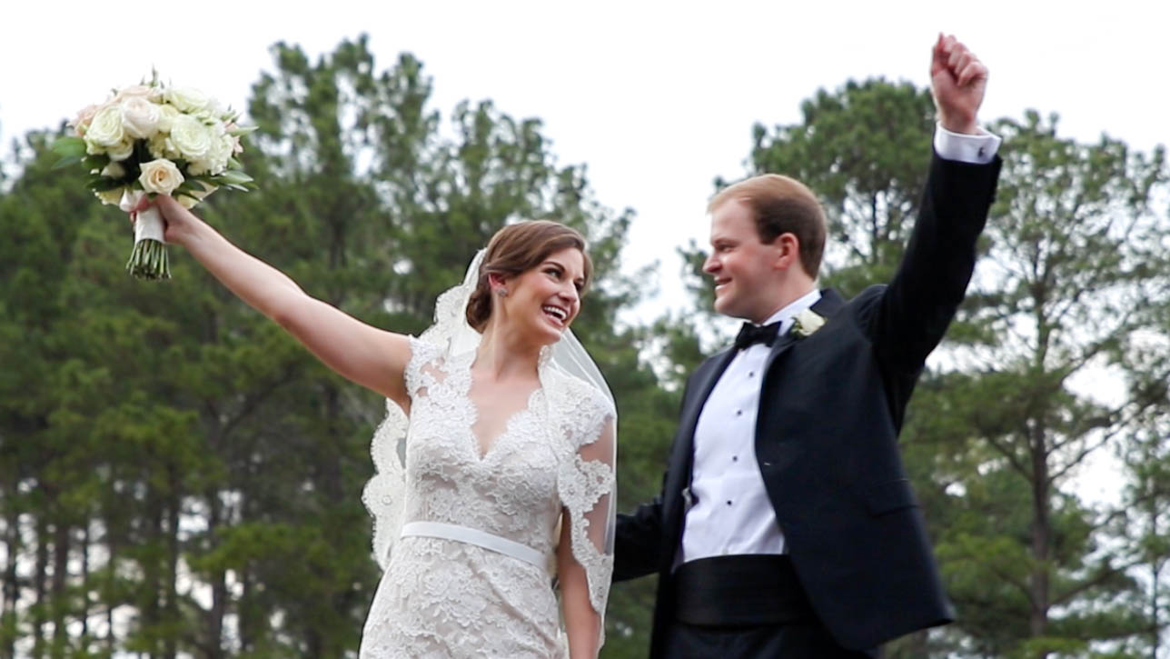 Wedding at Ritz Carlton, Lake Oconee