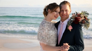 Beach Wedding Video snapshot