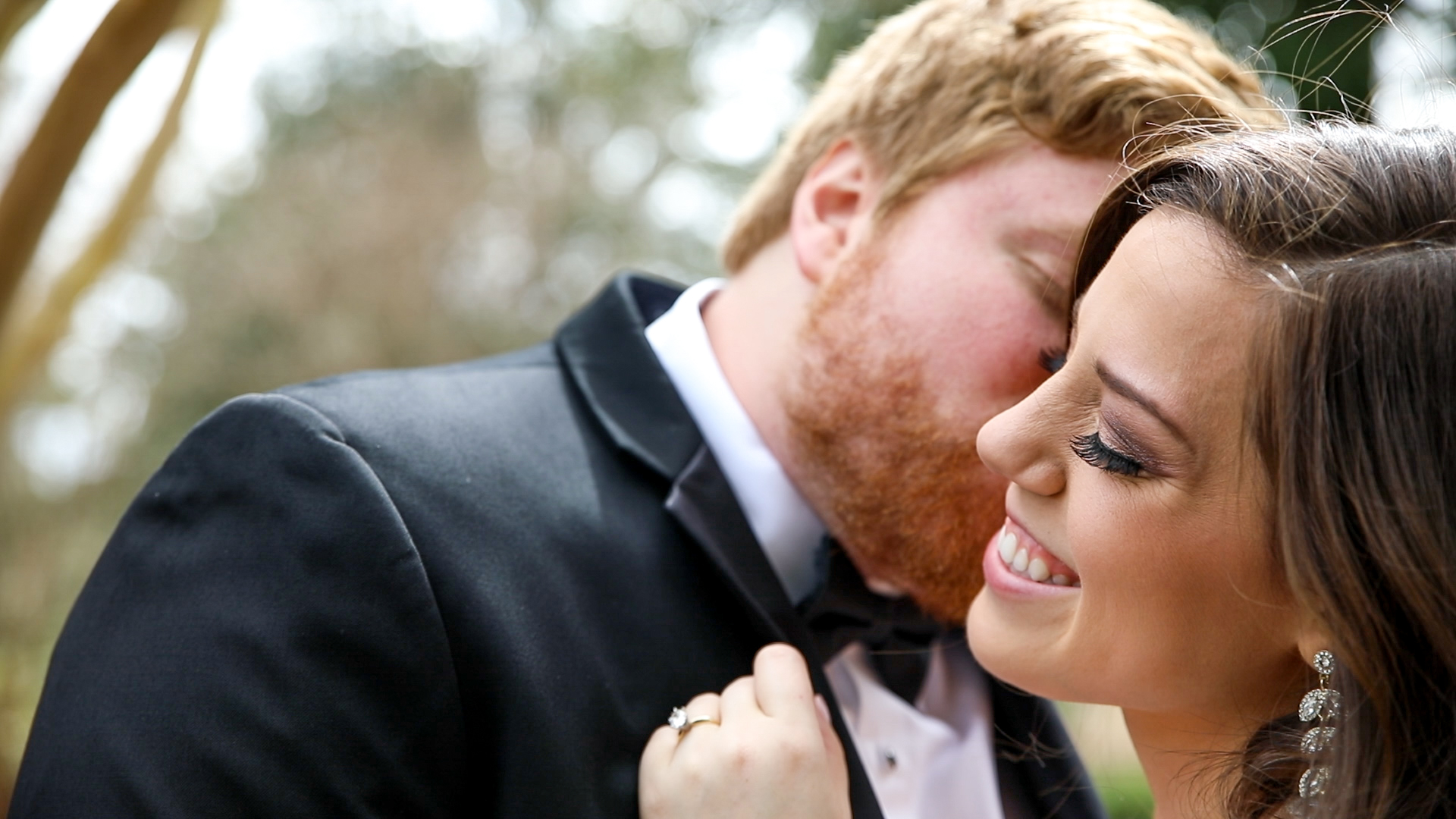 bride and groom portraits at the Carl House in Auburn, GA